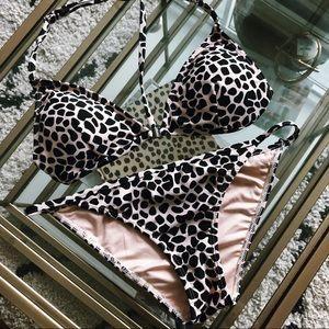Other - Animal Print Bikini Set.